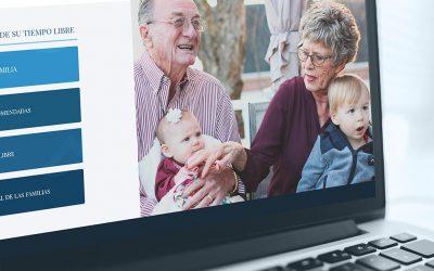 La Delegación Diocesana Pastoral de la Familia a Defensa de la Vida confía en DANTIA para el desarrollo de su web corporativa