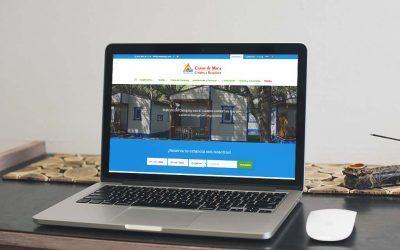 Camping Bungalows Caños de Meca confía en DANTIA para el desarrollo de su web corporativa