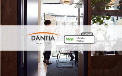 Programa de Partner Sage y las ventajas de trabajar con un Partner Platinum como DANTIA