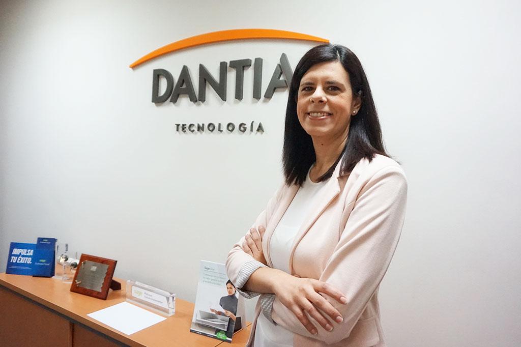 Susana Cala, Consultora Sage en DANTIA Tecnología