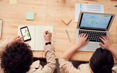 Contrata con DANTIA tu web corporativa y subvenciónala con el Programa TICCámaras