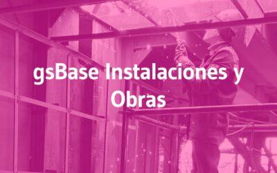 gsBase Instalaciones y Obras