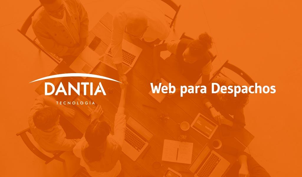 Web para Despachos